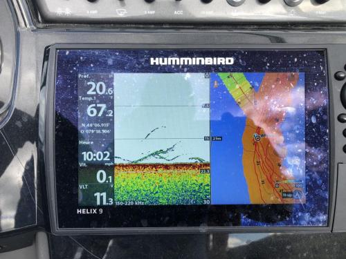 Active smallies and autochart